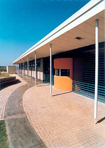 Umkhumbane Multi Purpose Centre Community Hall Interior